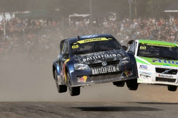 mattias-ekstrom-vw-polo-rallycross-rx-holjes-sweden (c) red bull